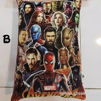 Bantal Superhero Avengers