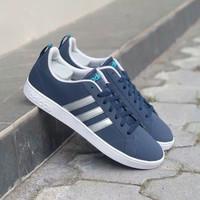 Sepatu adidas neo advantec navy 100% Original /VANS/NIKE /NB /CONVERSE