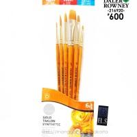 Daler Rowney Simply Brush Set 600