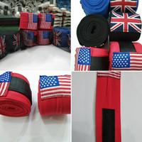 Handwrap Hand Wrap boxing tinju muaythai karate bandage perban 3 meter