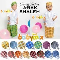 Babymix - Sarung Instan Praktis Anak Balita - Baju Muslim Perl. Shalat