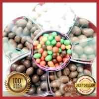 Coklat Delfi Toples Bunga Original
