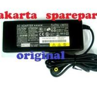 Promo Adaptor Charger Laptop Fujitsu Lifebook Lh531 Bh531 Sh531 Lh 531