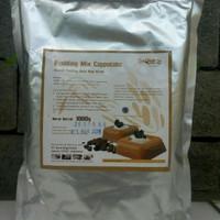 Grosir Silky Puding Powder 1000gr Rasa Cappucino