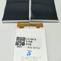LCD SAMSUNG B310E B310 ORIGINAL