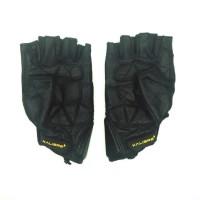 T2105 KALIBRE 002 Sarung Tangan Motor Kulit / Gloves half fingers 1/2