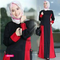 Gamis wanita muslim dress zea