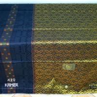 Sarung Tenun sutra KAMER SUPER 420 Exclusive setara tamer bhs sgt sgc
