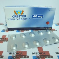 CRESTOR 40 MG ISI 30 TABLET