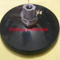 Murah Impeller mesin cuci Sanken Sharp dll as 12 mm Limited