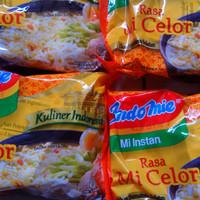 Indomie rasa mie celor khas Palembang / mie celor murah 40 bgks