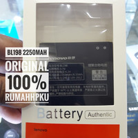 Baterai batre Lenovo BL198 A859 S880 S850 K860 S890 Original 100%