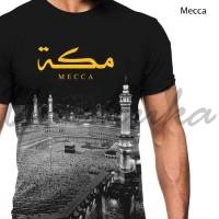 Harga umakuka kaos 3d mecca makkah madinah   antitipu.com