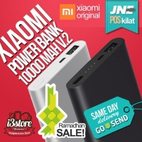 Jual Xiaomi PowerBank 10000mAH/ Power Bank MI Pro 2 10000 mAH FAST CHARGING Murah