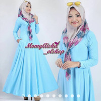 GAMIS POLOS JERSEY ALL SIZE