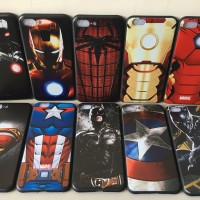 Case Casing HP OPPO softcase Marvel super hero F1s F3 A37 neo9 A39 A5