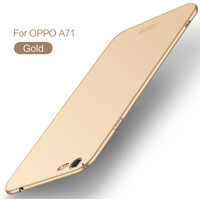 Case Casing HP OPPO A71 Baby skin ultra slim hardcase New