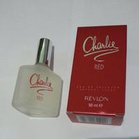 REVLON PARFUM CHARLIE RED 50 ML 100% ORI /MINYAK WANGI/PENGHARUM TUBUH