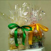 Jual Paket Kue Kering Cookies Lebaran Idul Fitri Keju Nastar Enak Murah Murah