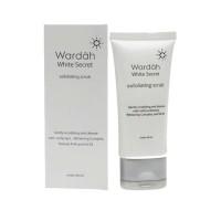 Make Up / Kosmetik Wardah White Secret Exfoliating Scrub