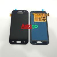 (Murah) LCD SAMSUNG GALAXY J1 ACE / J110G AA + TOUCHSCREEN - Putih
