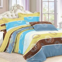 Bed Cover SET 120x200 No.3 Single Size Murah!!