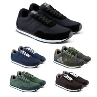 Sepatulo - Sepatu V 094 cs Sneakers dan olahraga untuk lari Joging,