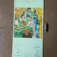 Kepala kalender Lama Toko PLATINA Malang