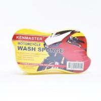 Kenmaster Busa Pencuci Motor Daun - 2 Pcs