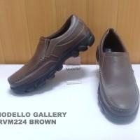 Peaberry/Modello Sepatu Pria Kulit