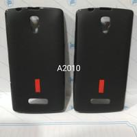 Case Lenovo A 2010 silikon softcase karet merk Capdase
