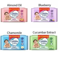 Cusson Baby Wipes Tissue Basah Baby Buy 1 free 1