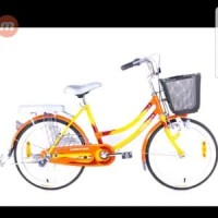 Sepeda Mini United Classix 24 inch City Bike Murah