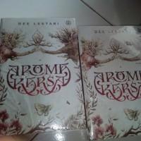 Buku Novel Aroma Karsa Dee Lestari