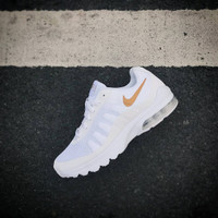Nike Wmns Air Max Invigor Trainers Whitegold 749572 100