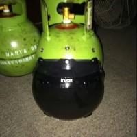 Helm Tabung Gas LPG (elpiji) 3kg Lucu