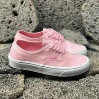Vans authentic baby pink / Sepatu perempuan / kado perempuan / sneaker