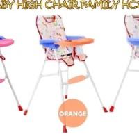 High Chair Family HC101 / Kursi Makan Bayi