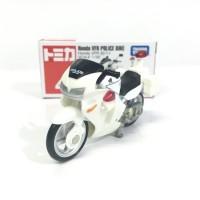 Tomica 4 Honda VFR Police Bike