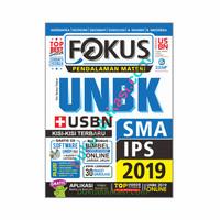 FOKUS PENDALAMAN MATERI UNBK + USBN SMA IPS 2019