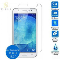 Zilla Tempered Glass Curved Edge for Samsung Galaxy J5 2016
