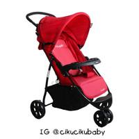 Stroller hugo starlight / alat bantu bawa bayi