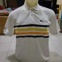 Kaos Polo/Baju/Kaos Berkerah/Polo shirt new lacoste