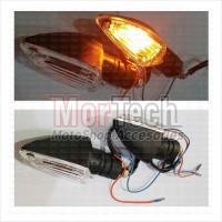 Lampu Sein Sen Sign Standard Vixion New - Mx King - R15- Xabre - Aerox