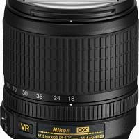 Lensa Nikon 18 105 Vr II