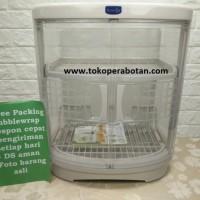 Promo Rak Piring Premium Rovega Paloma PLM-200 - Abu-abu Muda Berkuali