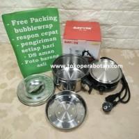 Murah Travel Cooker / Panci listrik / Mug Listrik Sayota SRC- Limited