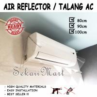 TALANG AC AKRILIK / AIR REFLECTOR KHUSUS LANGGANAN - GROSIR - COD SAJA