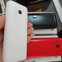 HP strawberry murah ada kamera dual sim Garansi resmi