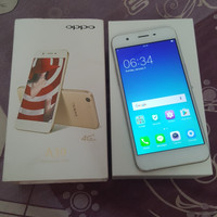 Oppo A39 Ram 3GB Internal 32GB Fullset